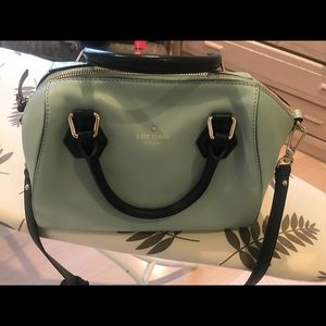 KATE SPADE Mint Bucket Bag